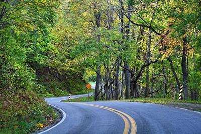 Photograph - Squirrel Spur Road by Kathryn Meyer