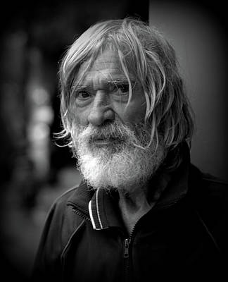 Photograph - Street Person  by Douglas Pike