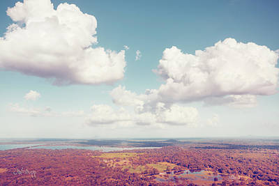 Photograph - Sri Lankan Clouds In Pastel by Joseph Westrupp