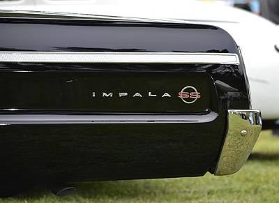 Photograph - Ss Impala by Dean Ferreira