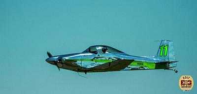 Photograph - Race 11 by Jeff Kurtz
