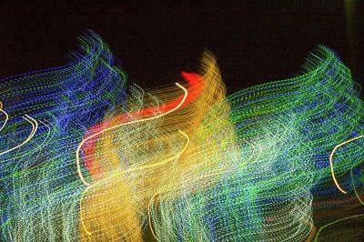 Photograph - Sssssss Pattern by Douglas Barnett