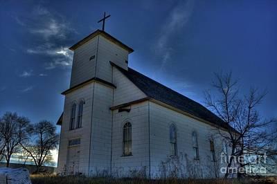 Photograph - St Agnes by Tony Baca