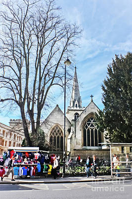 Photograph - St Aldate's Church Oxford by Terri Waters