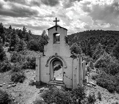 Photograph - St. Aloysius Church by Rand