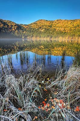 Photograph - St. Ana Lake by Susanna Patras