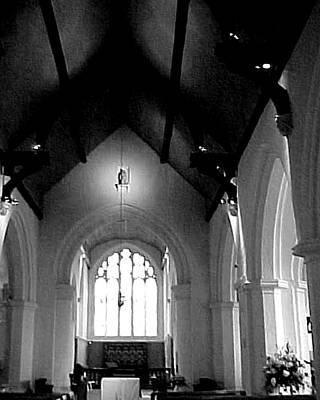 Farnham Photograph - St. Andrews Parish by Jacquie King