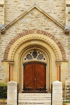Photograph - St. Andrews Presbyterian - 1 by Hany J