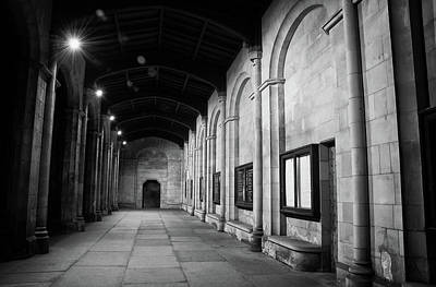 Photograph - St Andrews Quad by Jeremy Voisey