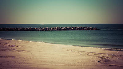 Photograph - St. Andrews State Park Jetties by Debra Forand