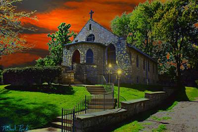 St. Anne's Chapel Original by Michael Rucker