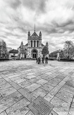 Photograph - St. Annes Cathedral, Belfast by Jim Orr