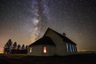 Photograph - St. Ann's 2 by Aaron J Groen