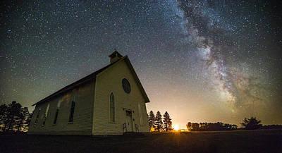 Photograph - St. Ann's by Aaron J Groen