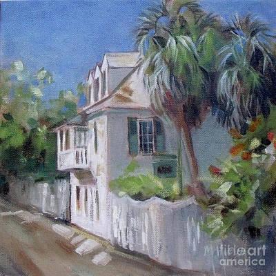 St. Augustine Aviles Street Florida Original