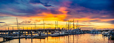 Photograph - St Augustine Dawn by Jim DeLillo