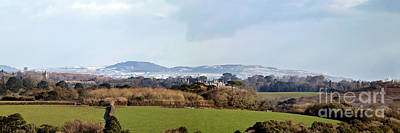 Photograph - St Austell Panorama by Terri Waters
