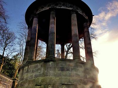 Photograph - St. Bernard's Well by Nik Watt