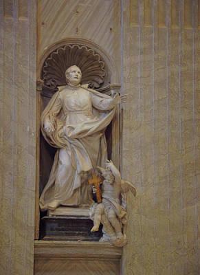 Photograph - St. Camillus De Lellis by JAMART Photography