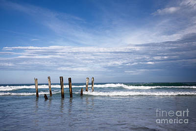 Photograph - St. Clair Beach by Scott Kemper