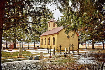 Photograph - St Clements Church 2 by Bonfire Photography