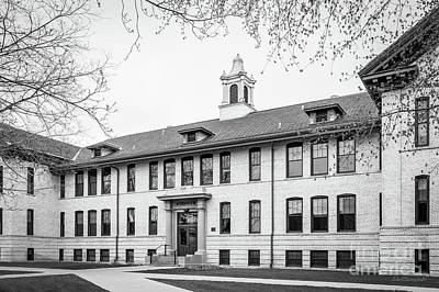 Photograph - St. Cloud State University Riverview Hall by University Icons