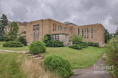 Nikki Vig Royalty-Free and Rights-Managed Images - St Coletta Wisconsin by Nikki Vig