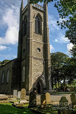 Photograph - St Columbia's Church Of Ireland by Elvis Vaughn