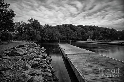 Photograph - St. Croix Bluffs Boat Launch by Jimmy Ostgard