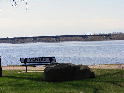 Photograph - St Croix River by Michelle Hoffmann