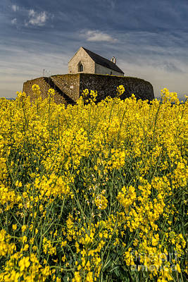 Composite Photograph - St Cwyfans Church by Adrian Evans