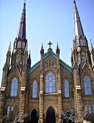 Photograph - St. Dunstans Basilica  by Stephanie Moore