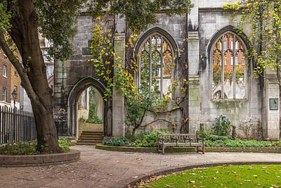 Photograph - St Dunstan's by Matt Malloy