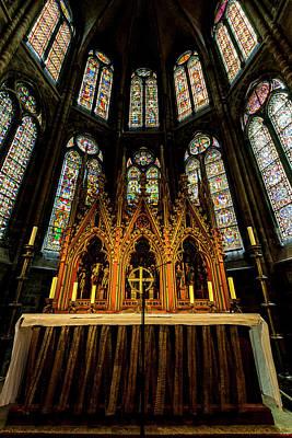 Travel - St. Elizabeth Church by David Morefield