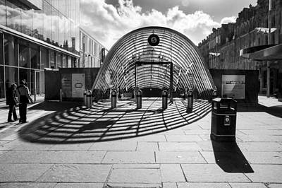 Photograph - St. Enoch's by Ross G Strachan