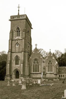 Photograph - St Etheldreda Church A West Quantoxhead, England by Jacek Wojnarowski
