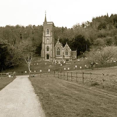 Photograph - St Etheldreda Church B West Quantoxhead, England by Jacek Wojnarowski