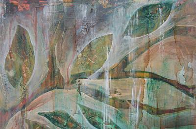Painting - St Fancis 1 by Jocelyn Friis