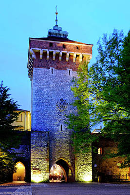 Photograph - St. Florian's Gate by Fabrizio Troiani