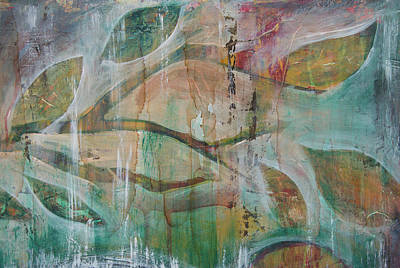Painting - St Francis 2 by Jocelyn Friis