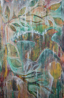 Painting - St Francis 3 by Jocelyn Friis