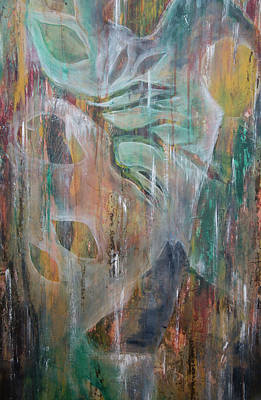 Painting - St Francis 4 by Jocelyn Friis