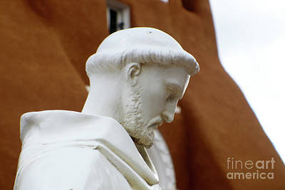 Photograph - St. Francis Of Asisi by Susan Vineyard