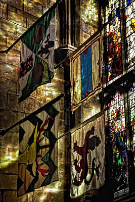 St. Giles Cathedral Edinburgh Art Print by Jim Dohms