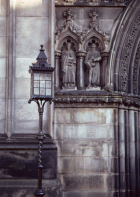 Photograph - St. Giles Cathedral by Kenneth Campbell