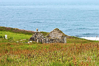 Photograph - St Helen's Oratory Cornwall by Terri Waters