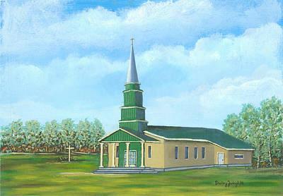 St. Helens - Sacred Ground Original
