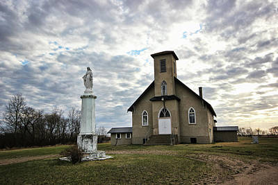 Photograph - St Hubert by Ryan Crouse