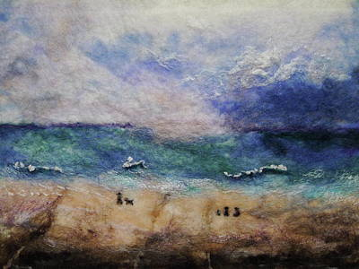 Painting - St Ives by Susanne Weber