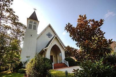 Photograph - St. James V4 Fairhope Al by Michael Thomas